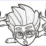 Pj Masks Coloring Beautiful Gallery Pj Masks In Flight Coloring Pages