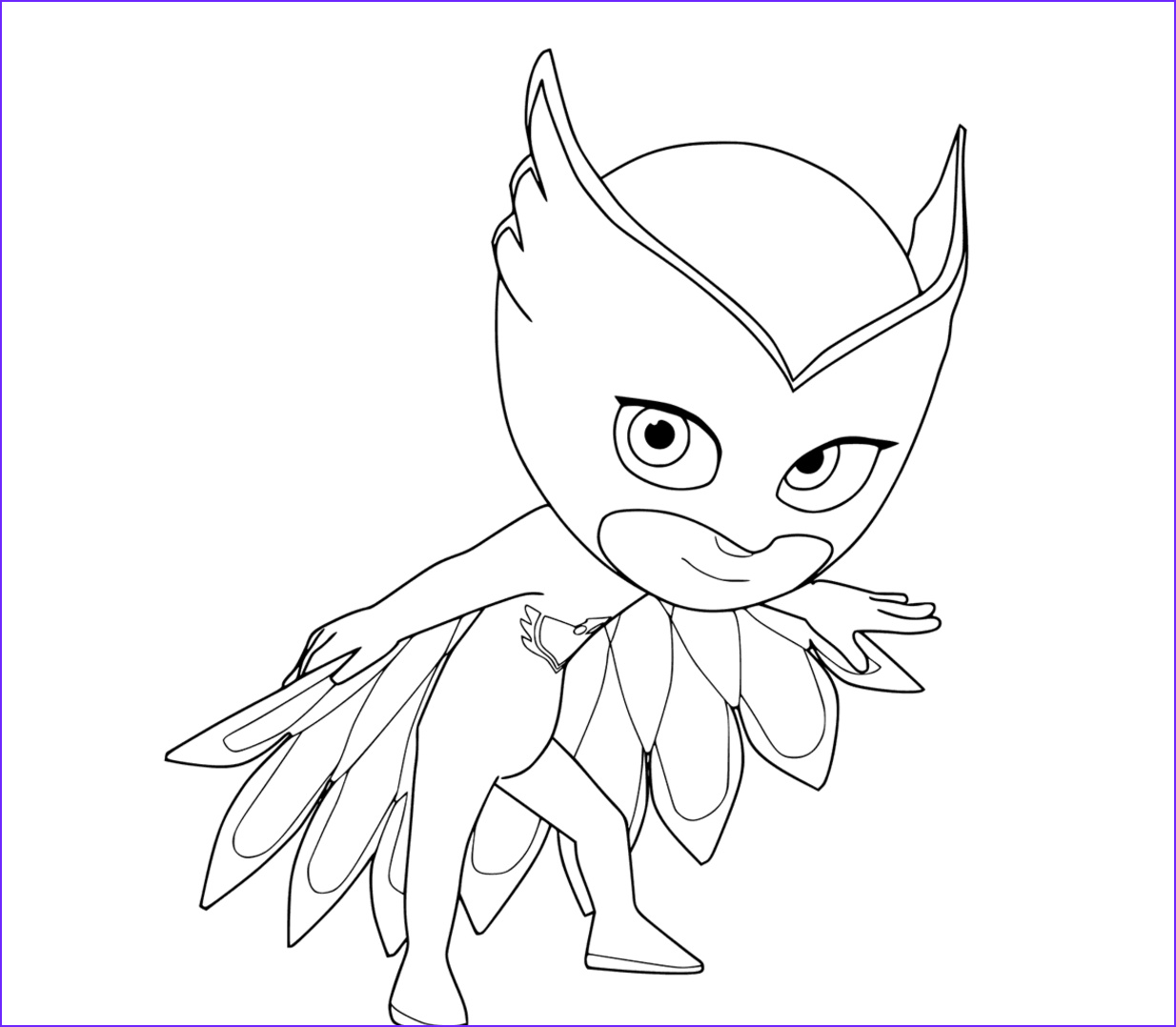 Pj Masks Coloring Luxury Gallery Pj Masks Coloring Pages to and Print for Free