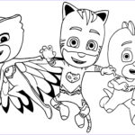 Pj Masks Coloring Pages Beautiful Gallery Pj Masks To Print For Free Pj Masks Kids Coloring Pages