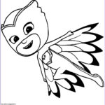 Pj Masks Coloring Pages New Photography Owlette Pj Masks Coloring Page Free Coloring Pages Line
