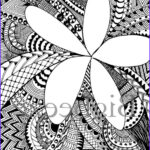 Plumeria Coloring Awesome Photos Plumeria Flower Adult Coloring Pages Zentangle Artpen And