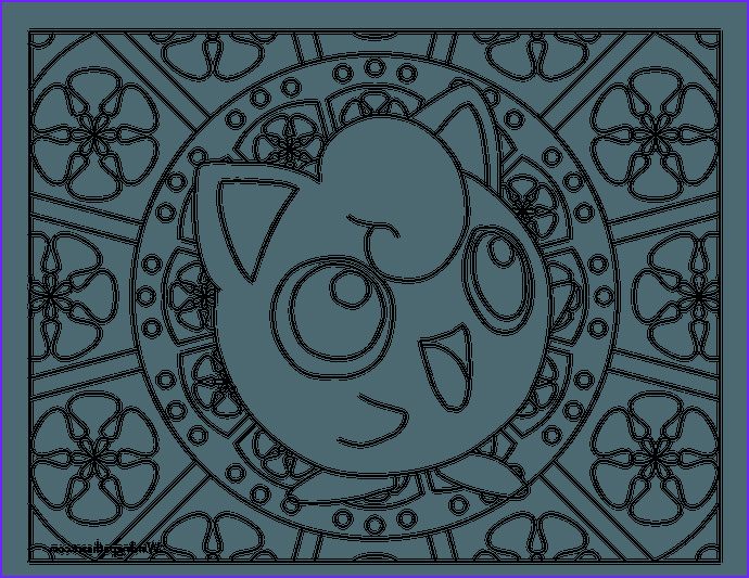 Pokemon Adult Coloring Book Awesome Photos Adult Pokemon Coloring Page Jigglypuff