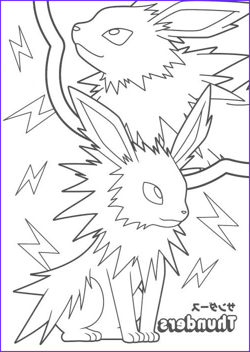 Pokemon Adult Coloring Book Cool Photos Pikachu and Eevee Friends Coloring Book