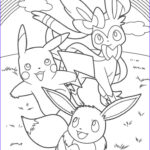 Pokemon Coloring Book Cool Stock Pokémon Scans From Pacificpikachu S Collection