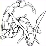 Pokemon Coloring Book Luxury Collection Pokemon Coloring Pages For Kids Pokemon Rayquaza
