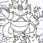 Pokemon Coloring Pages For Kids Beautiful Photos Pokemon Dragon Manga Coloring Pages For Kids Printable