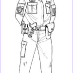 Police Coloring Pages Inspirational Gallery Free Printable Policeman Coloring Pages For Kids