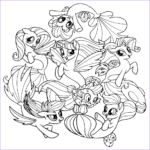 Ponies Coloring Awesome Photos My Little Pony The Movie Coloring Pages To And