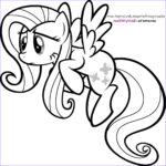 Ponies Coloring Elegant Photos My Little Pony Fluttershy Coloring Pages