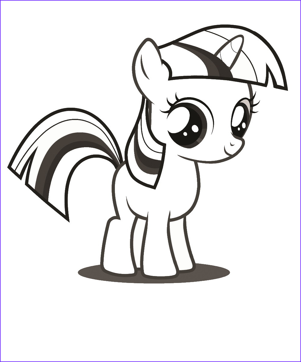 Ponies Coloring New Image My Little Pony Coloring Pages