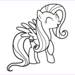 Pony Coloring Awesome Photos Fluttershy Coloring Pages Best Coloring Pages For Kids