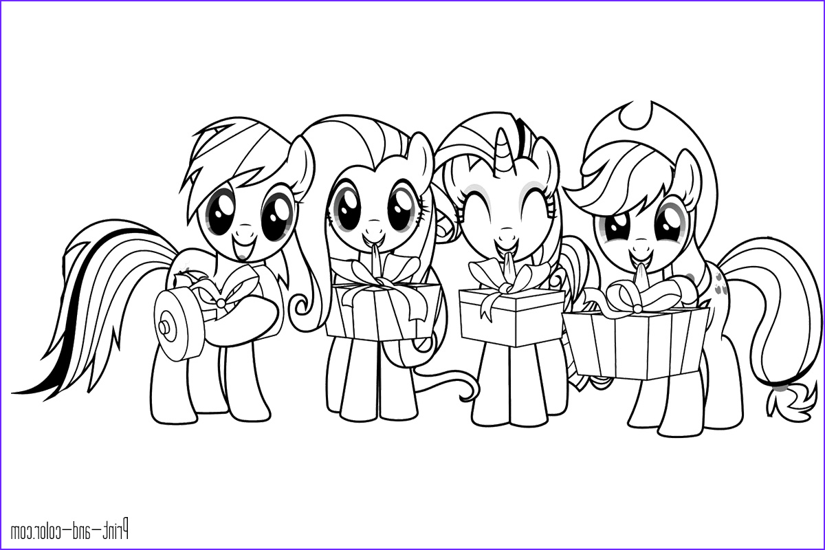 Pony Coloring Best Of Gallery My Little Pony Coloring Pages
