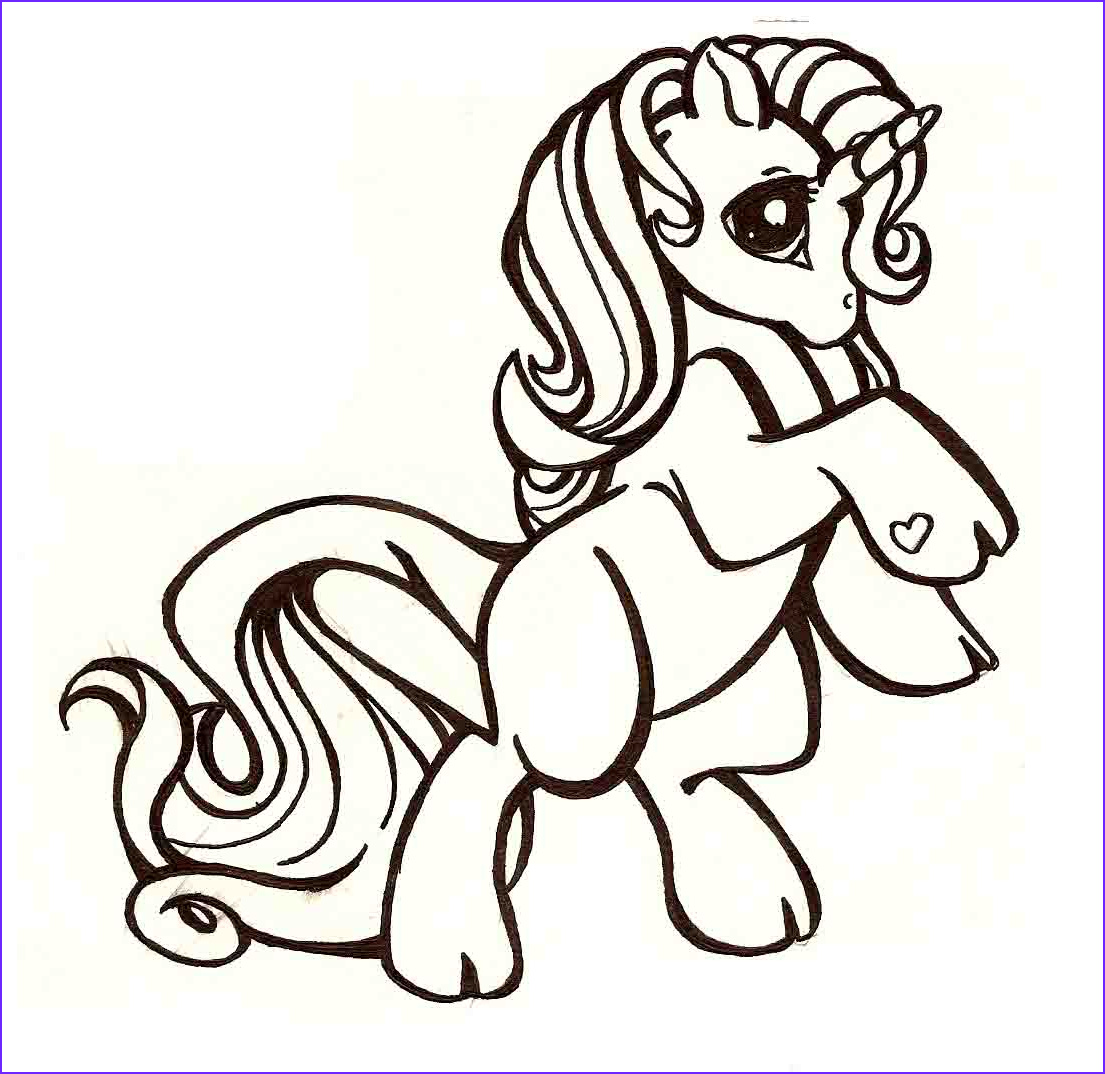 Pony Coloring Cool Photos My Little Pony Coloring Pages Coloring Pages