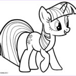 Pony Coloring Elegant Collection Free Printable My Little Pony Coloring Pages For Kids