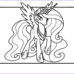 Pony Coloring New Photography Princess Celestia Coloring Pages Best Coloring Pages For