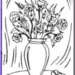 Pottery Coloring Best Of Photography Vase & Pottery Coloring Page