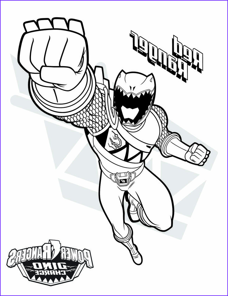 power rangers coloring pages