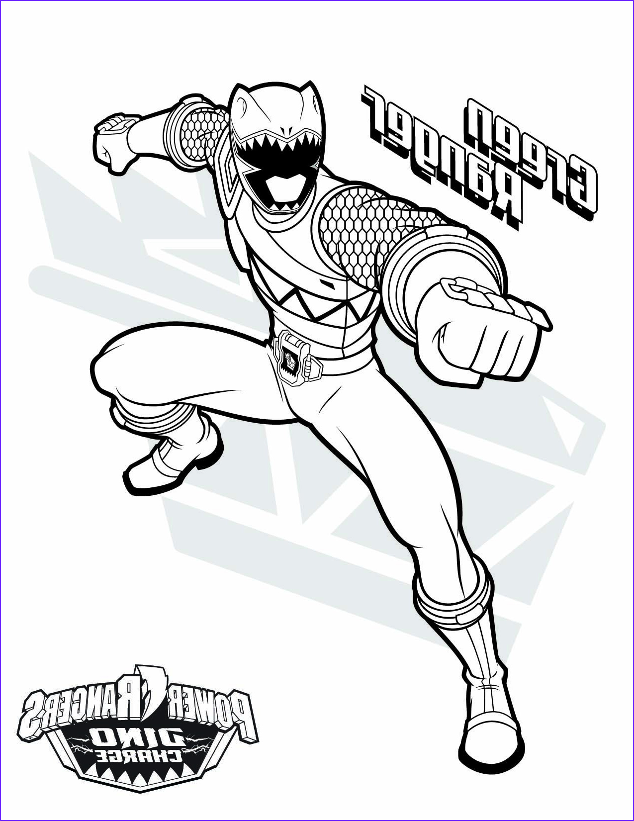 Power Ranger Coloring Cool Images Pin by Power Rangers On Power Rangers Coloring Pages In