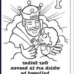 Prayer Coloring Pages Beautiful Collection 29 Best Free Printable Lord S Prayer Coloring Pages Images