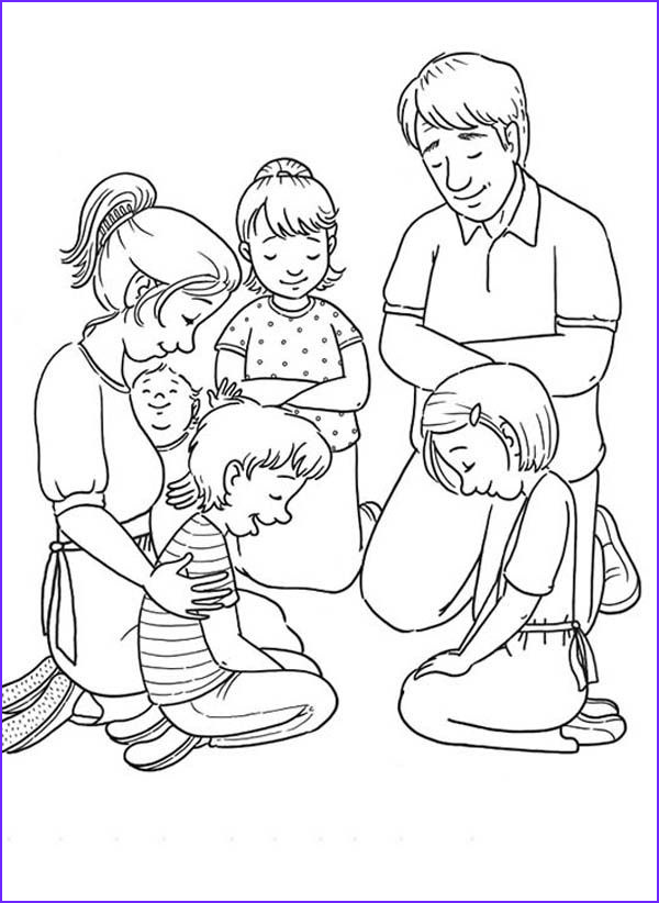 Prayer Coloring Pages Inspirational Collection the Lord S Prayer Coloring Pages for Children Coloring Home