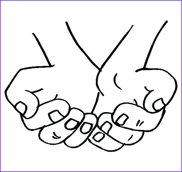 Praying Hands Coloring Page Luxury Photography Praying Hands Coloring Pages at Getcolorings