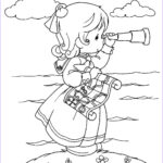 Precious Moment Coloring Book Cool Photos Precious Moments Coloring Pages
