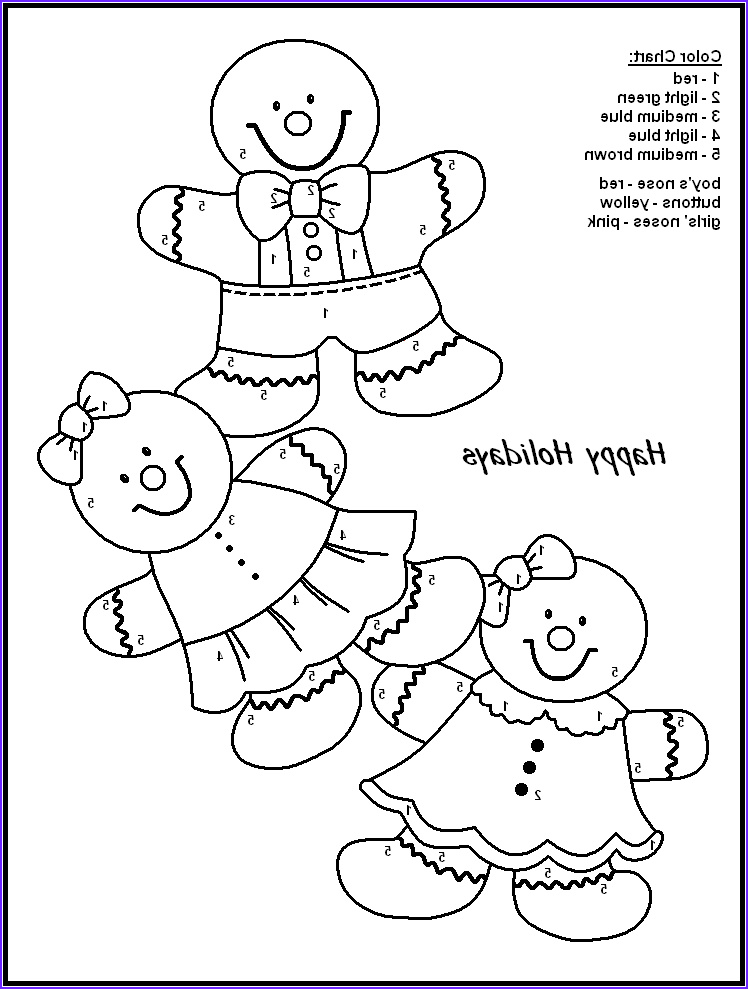 Preschool Coloring Worksheets Luxury Photos Easy Color by Number for Preschool and Kindergarten