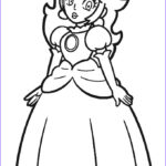 Princess Coloring Pages Printable Awesome Images Printable Princess Peach Coloring Pages For Kids