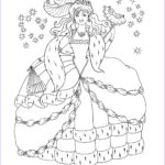 Princess Coloring Pages Printable Beautiful Image Free Printable Disney Princess Coloring Pages For Kids