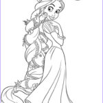 Princess Coloring Pages Printable Best Of Gallery Disney Princess Colouring Pages Rapunzel