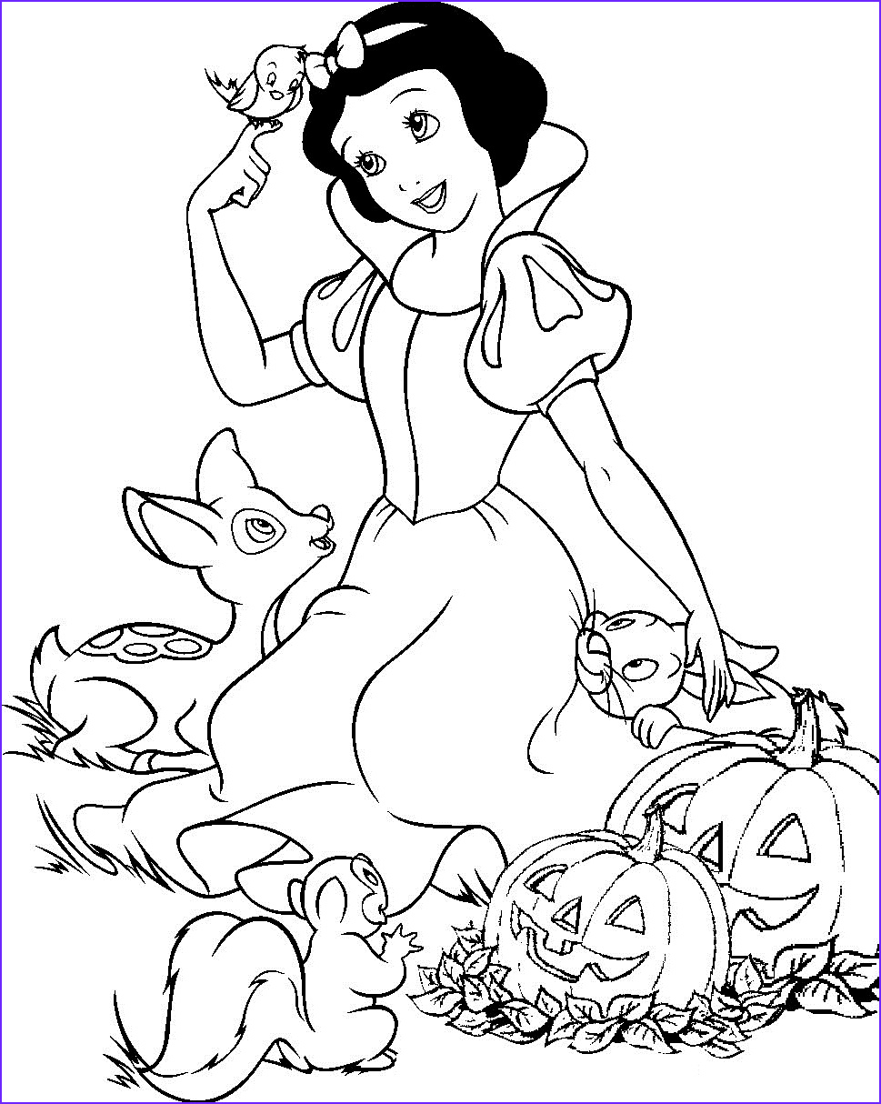 Princess Coloring Pic Unique Collection Free Printable Disney Princess Coloring Pages for Kids