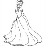Princesses Coloring Pages Elegant Photography Disney Princess Tiana Coloring Pages To Girls
