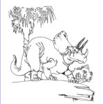 Print Out Coloring Pages Cool Stock Free Printable Triceratops Coloring Pages For Kids