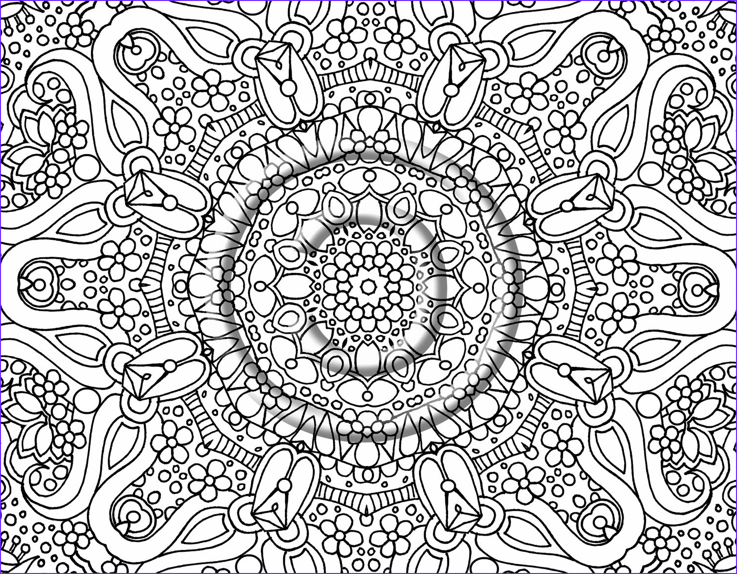 Printable Adult Coloring Book Beautiful Collection Free Printable Abstract Coloring Pages for Adults