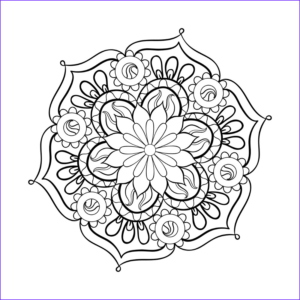 Printable Adult Coloring Book Unique Images 37 Best Adults Coloring Pages Updated 2018