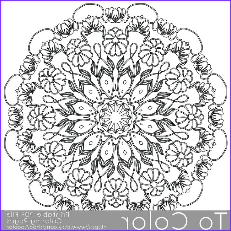 Printable Adult Coloring Books Elegant Collection Intricate Printable Coloring Pages for Adults Gel Pens