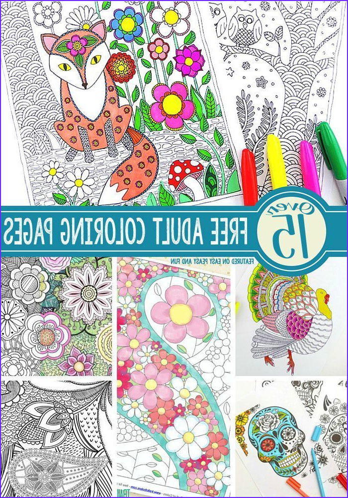 Printable Adult Coloring Books New Images 99 Best Images About Free Coloring Pages On Pinterest