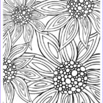 Printable Adult Coloring Sheets New Collection 12 Free Printable Adult Coloring Pages For Summer