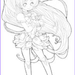 Printable Anime Coloring Pages Inspirational Gallery 7 Anime Coloring Pages Pdf Jpg