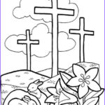 Printable Christian Coloring Pages New Images Free Religious Easter Printables
