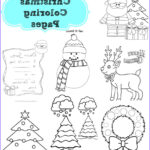 Printable Christmas Coloring Cards Best Of Collection Christmas Coloring Pages Printables
