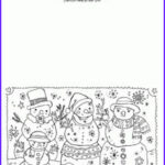 Printable Christmas Coloring Cards Cool Photos Free Printable Christmas Cards To Color And Send To