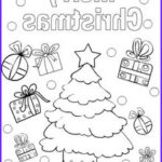 Printable Christmas Coloring Cards Luxury Collection Free Printable Christmas Cards Create And Print Free