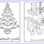 Printable Christmas Coloring Cards Luxury Photography Printable Christmas Cards For Children To Color