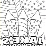 Printable Coloring Book Pages Elegant Images Free Printable Fireworks Coloring Pages For Kids