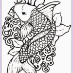 Printable Coloring Book Pages For Adults Awesome Gallery Adult Free Fish Coloring Pages