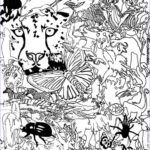 Printable Coloring Book Pages For Adults Beautiful Collection Free Printable Adult Coloring Pages