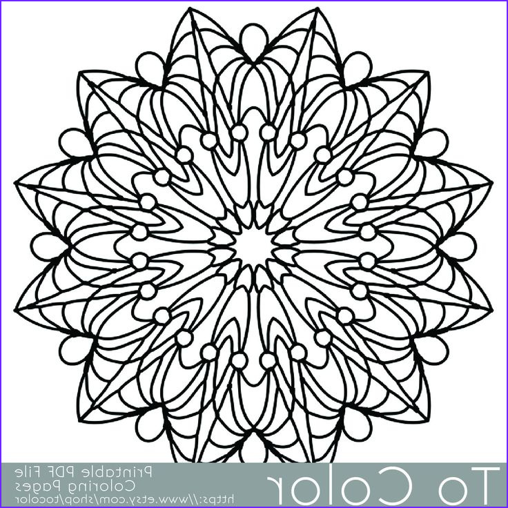 Printable Coloring Book Pages for Adults Beautiful Photos Simple Printable Coloring Pages for Adults Gel Pens