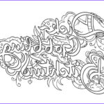 Printable Coloring Book Pages For Adults Cool Collection Swear Words