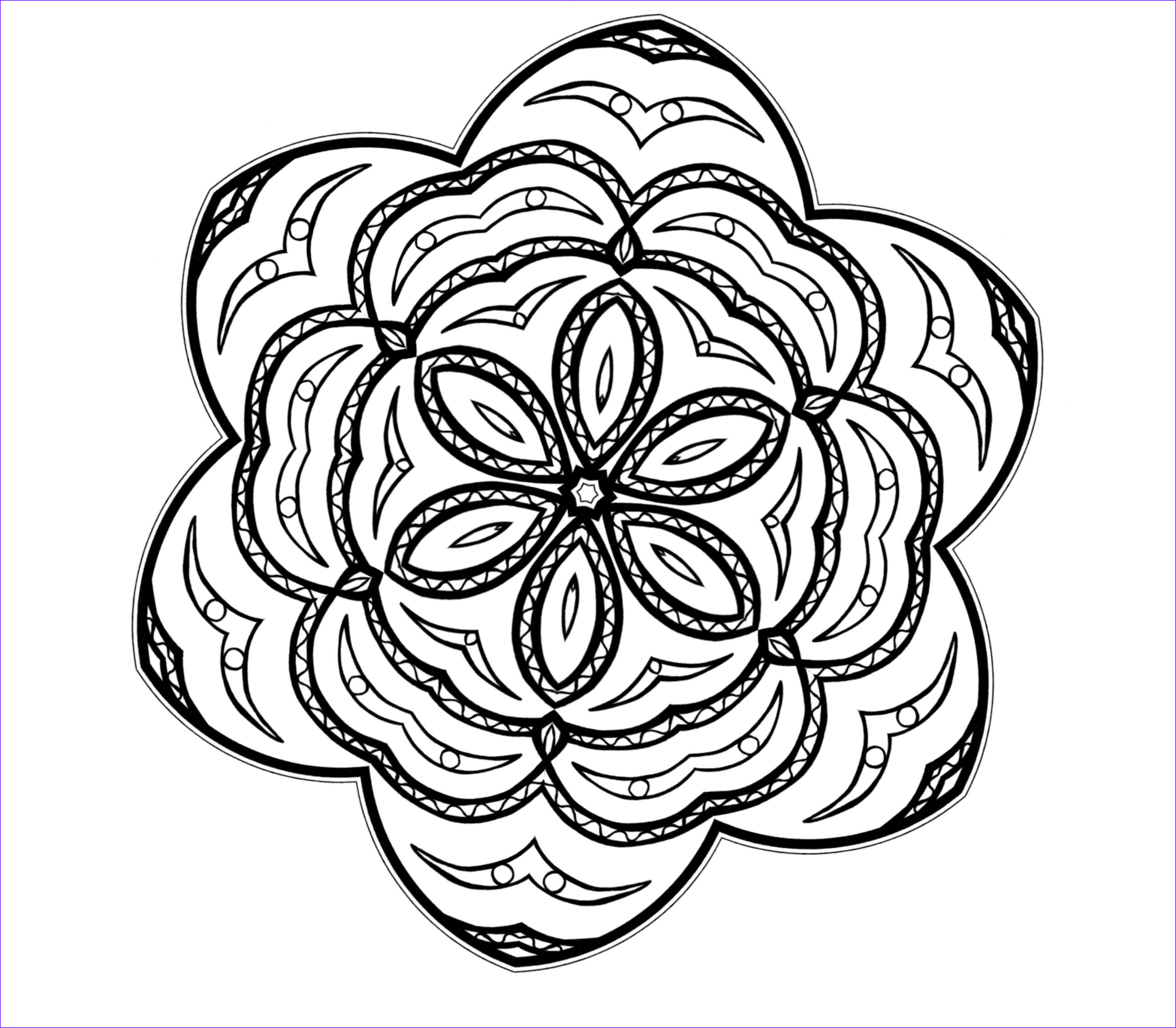 Printable Coloring Book Pages Unique Photos Free Printable Abstract Coloring Pages for Kids